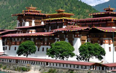 A Short Trip to Bhutan