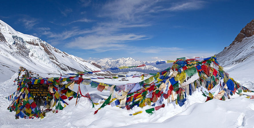 Annapurna Circuit Trek in December