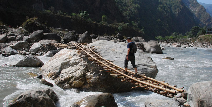 Annapurna Circuit Trek 15 Days