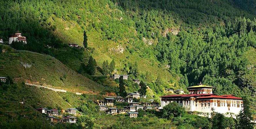 bhutan in april