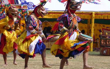 bhutan festivals and culture tour