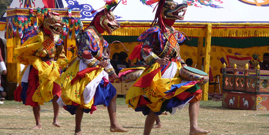 Bhutan Festivals and Culture Tour - 12 Days | Exciting Nepal
