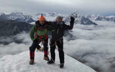 Lobuche peak climbing