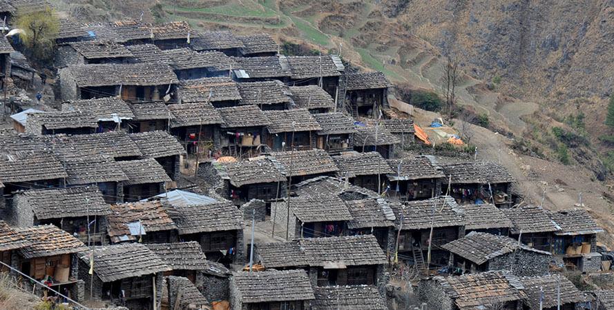 Tamang Heritage Trail Trekking