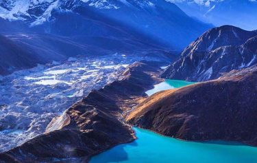 Everest Base Camp, Gokyo Cho La Pass Trek