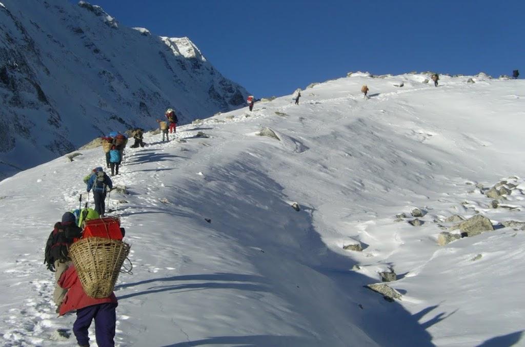 Information of Manaslu trek