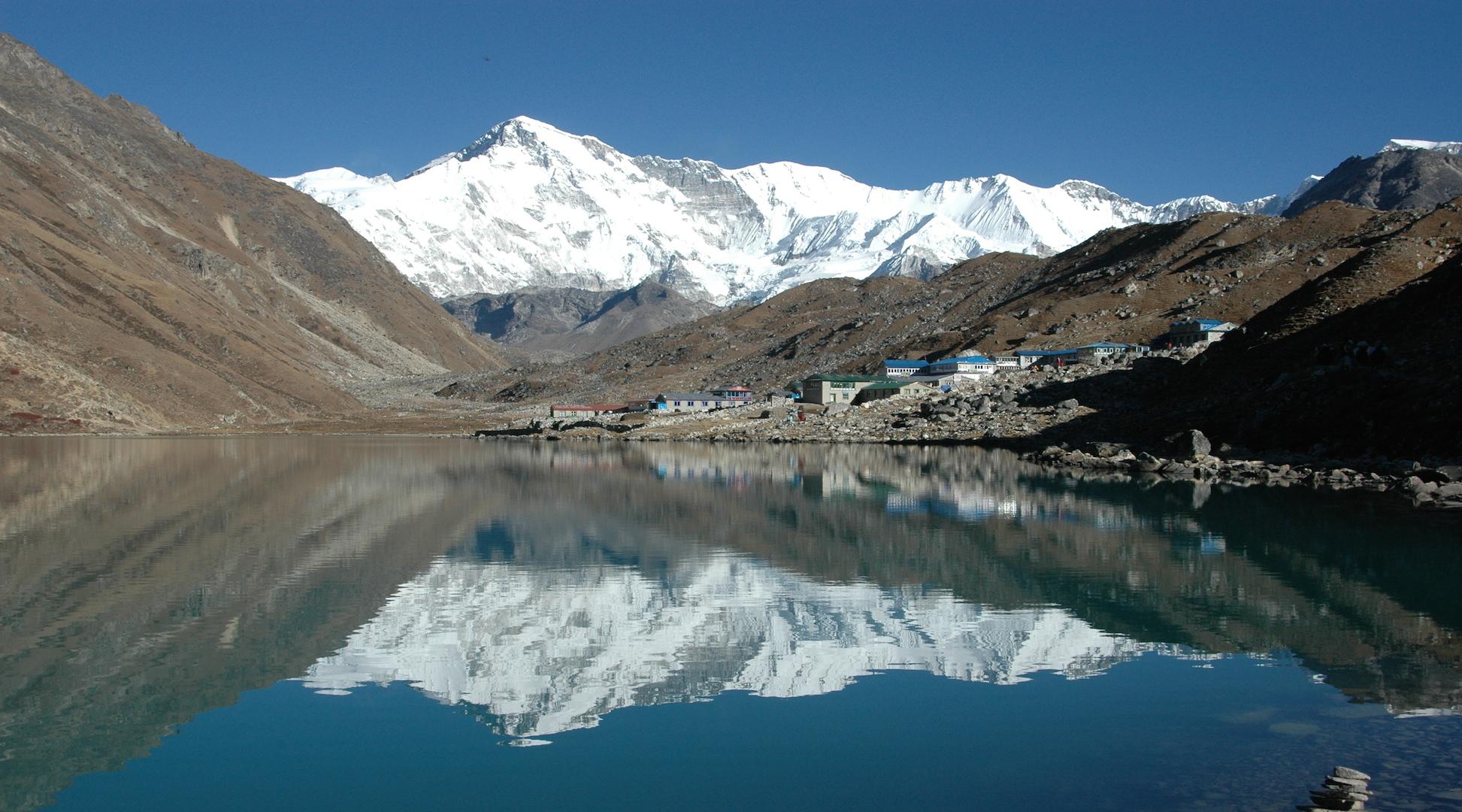 Everest region treks