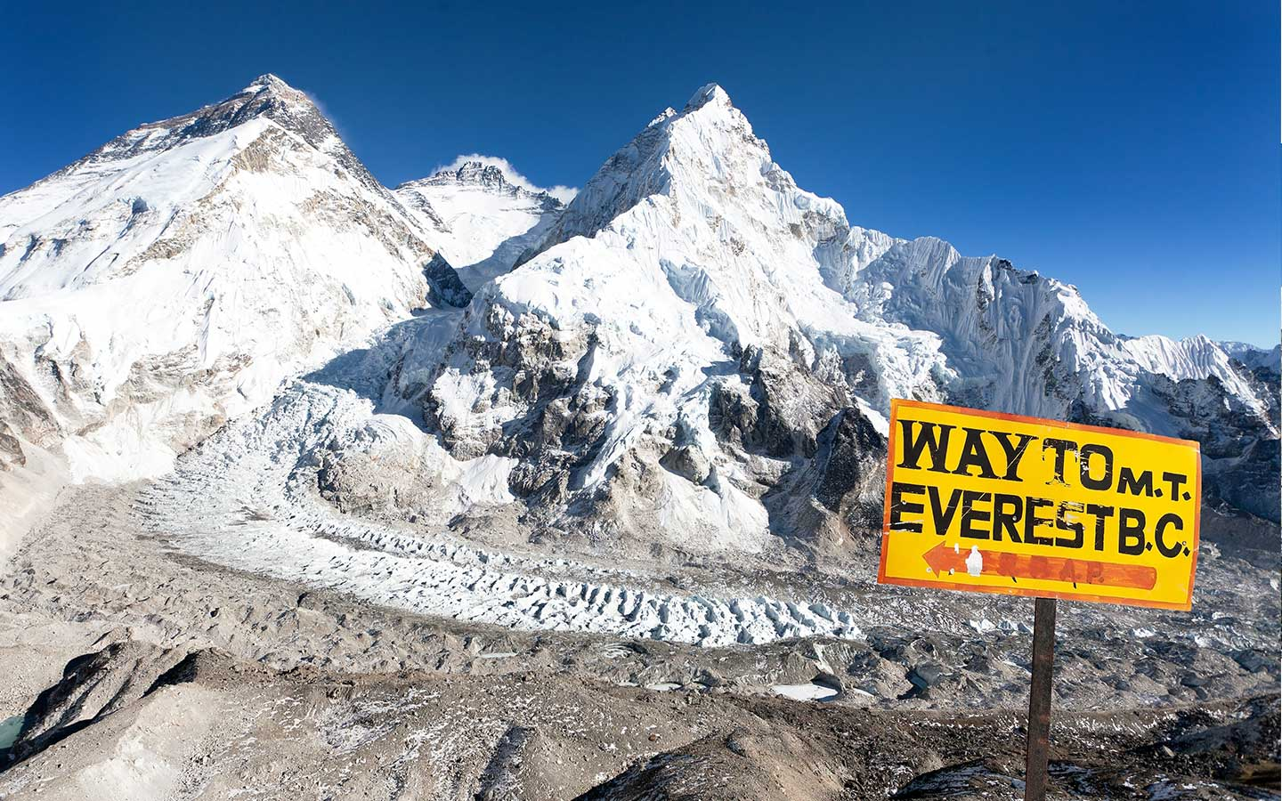 everest base camp trekking route