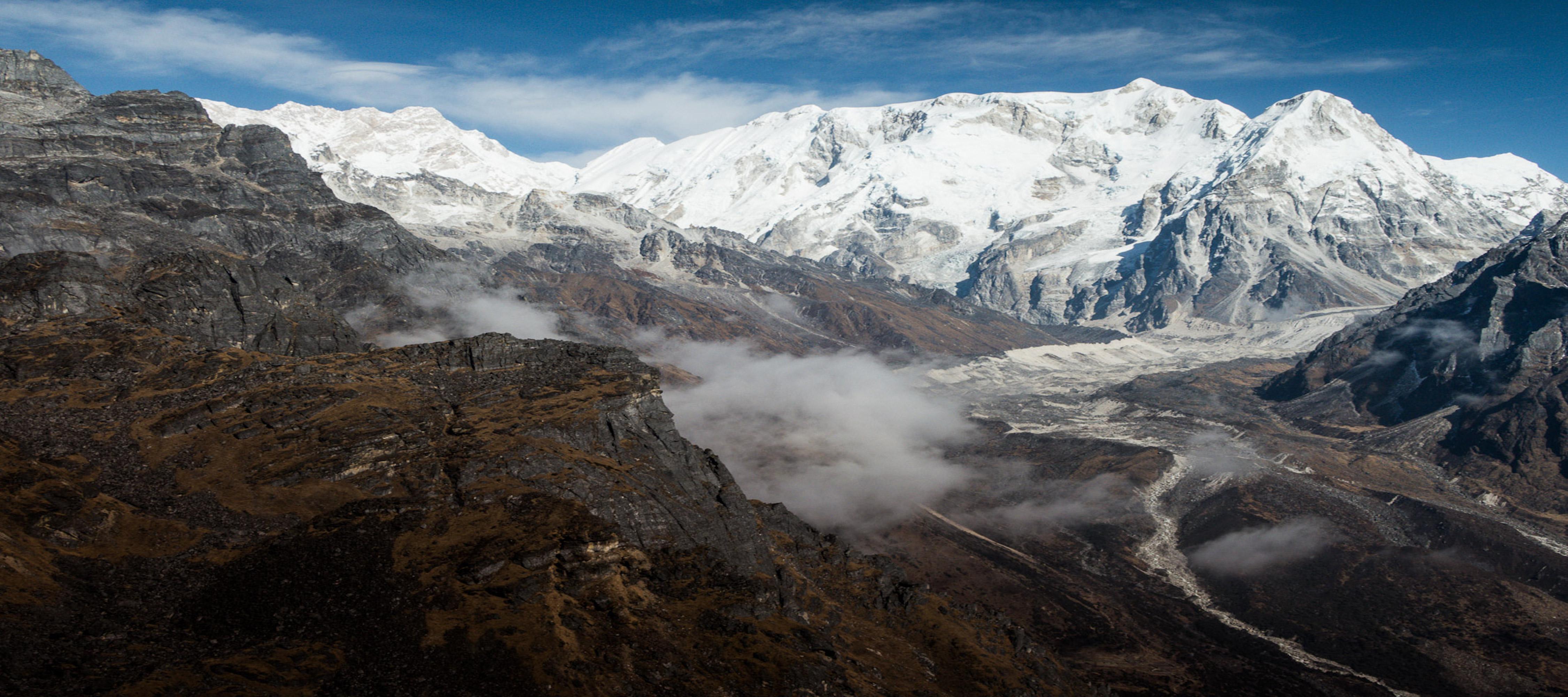 Kanchenjunga base camp