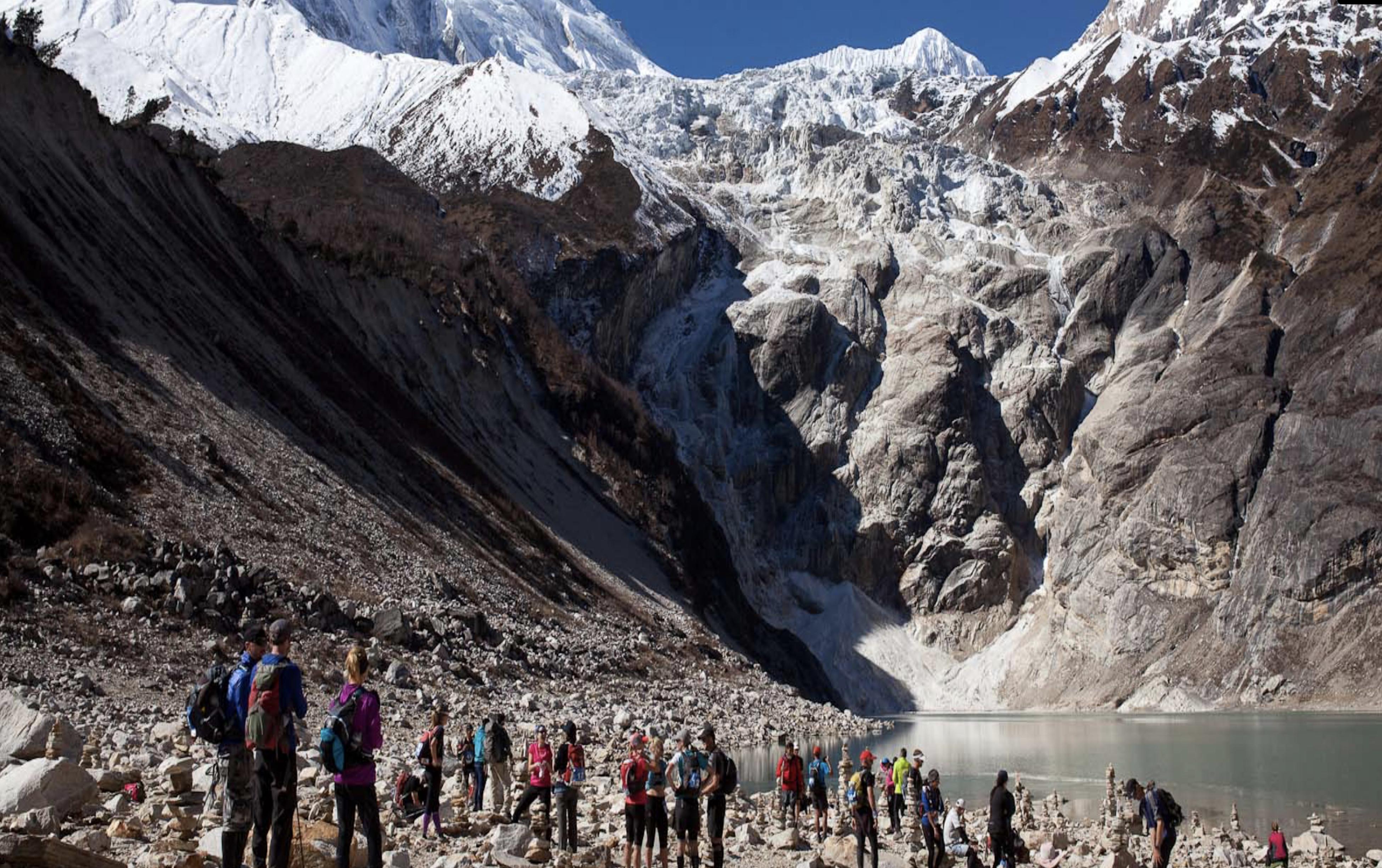 Top 5 Loop trekking trails of Nepal Himalaya.