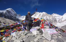 Adventure Journey of Everest base camp trek