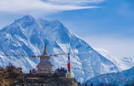 Everest base camp trek information