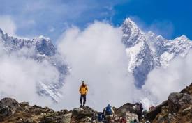 High pass treks in Nepal