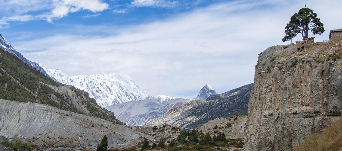 Annapurna Circuit Trek manang