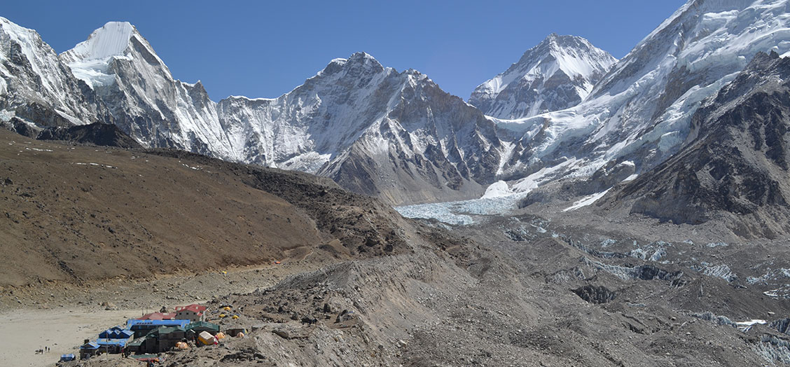 Everest Base Camp Trek distance