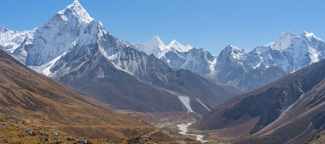 Gokyo Lake Trek Difficulty
