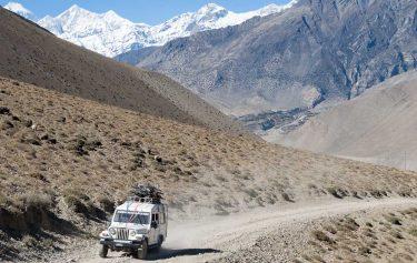 Jomsom Muktinath Jeep Tour