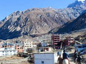 Jomsom Muktinath Mountain Bike Tour