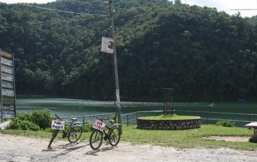 Round the Fewa Lake Mountain Biking Tour