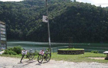 Round the Fewa Lake Mountain Biking Tour