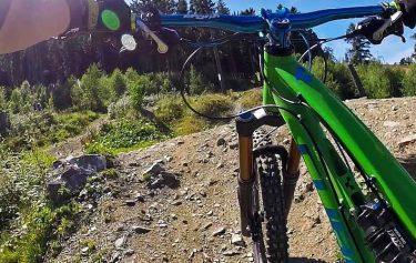 Sarangkot Hill Mountain Bike Tour