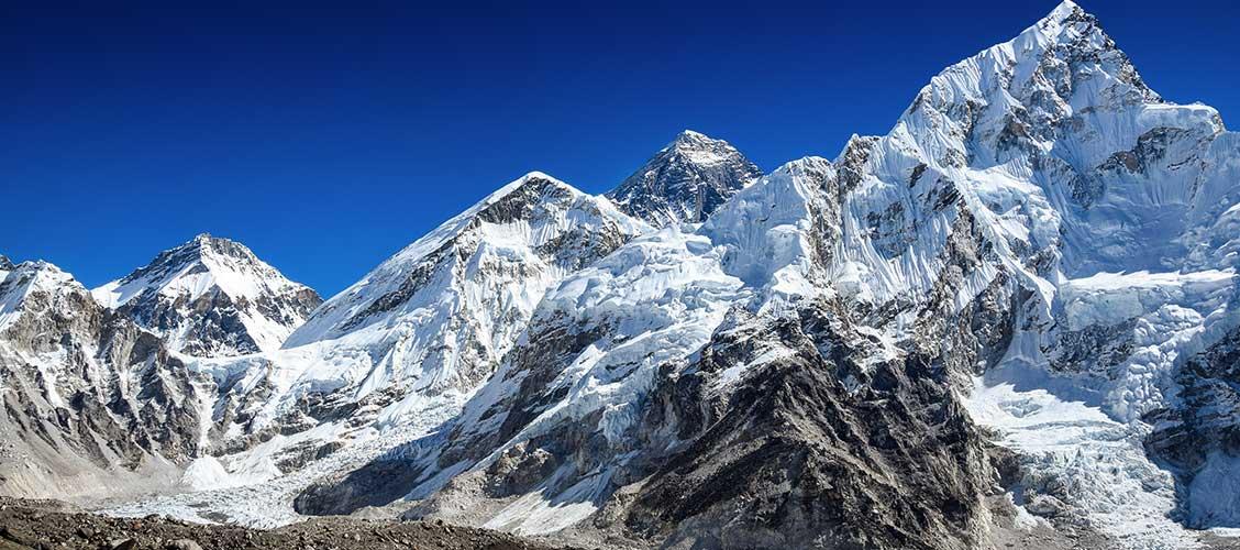Everest Base Camp Altitude Sickness