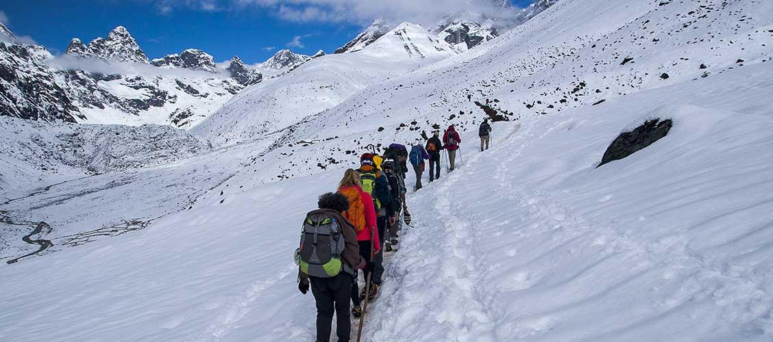 14 Days Everest Base Camp Trekking in Nepal