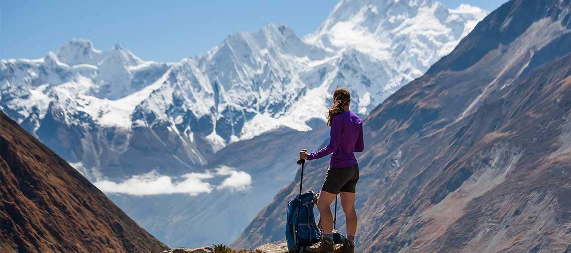 Trek from Dharamsala to Bimthang (3700m) via Larkya La Pass (5213m)