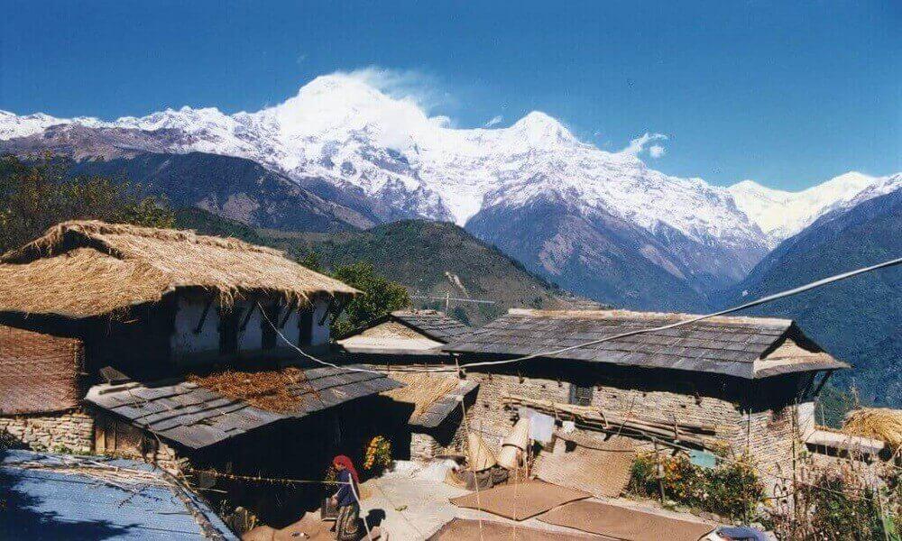 Annapurna Circuit Permit Cost