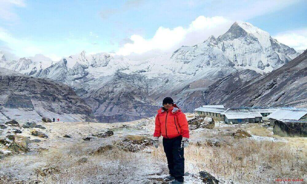 Annapurna Circuit Trek without Guide
