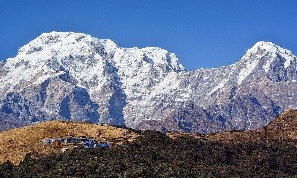 Annapurna Circuit in November