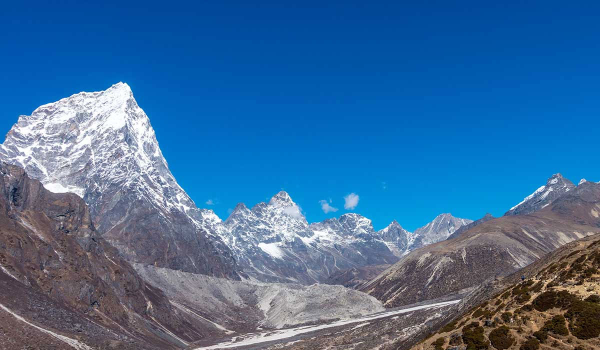 Salleri to Everest Base Camp trekking