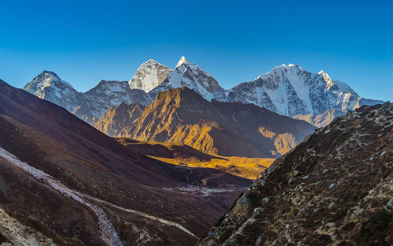 Everest Base Camp Trek with Helicopter Return