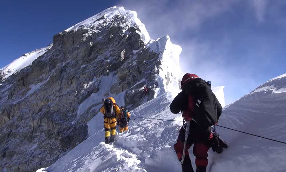How Cold Is It On Mount Everest