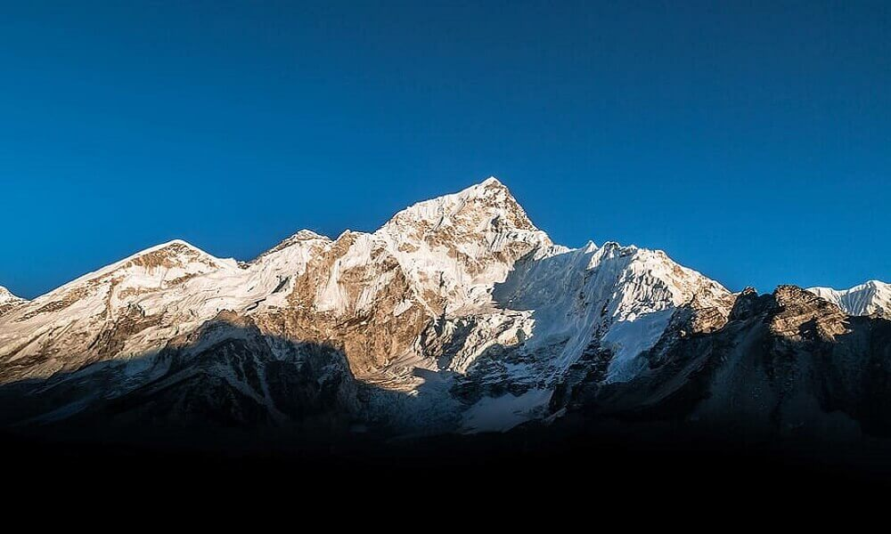 Mount Everest Temperature