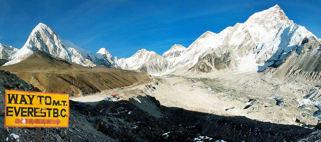Everest Base Camp Trekking Routes