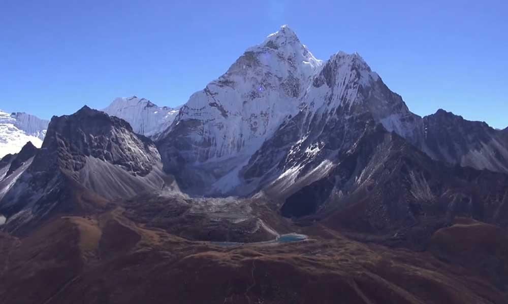 Visit Everest base camp