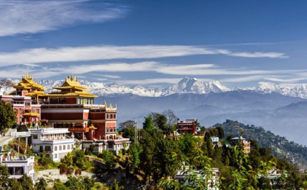 Kathmandu-Namo Buddha-Dhulikhel Trek