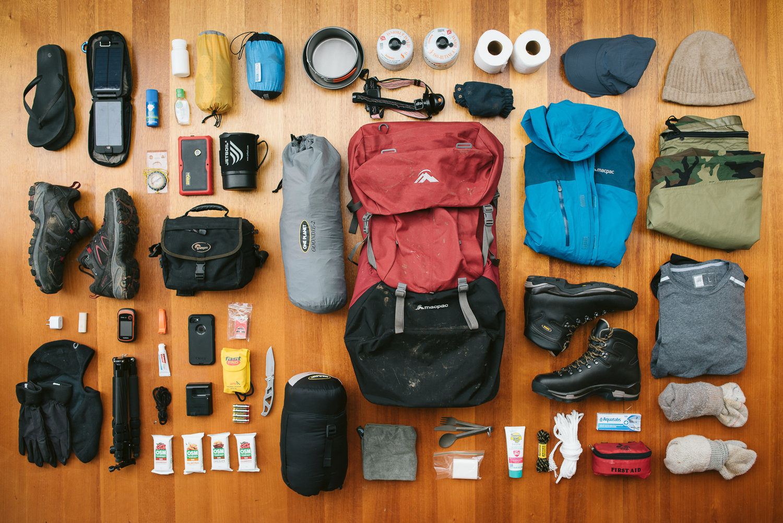Annapurna packing list