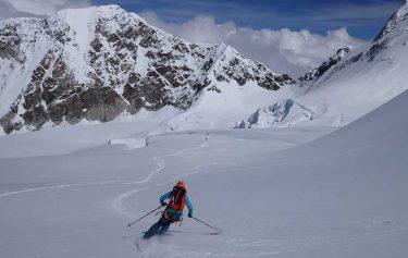 Mera Peak Ski Expedition
