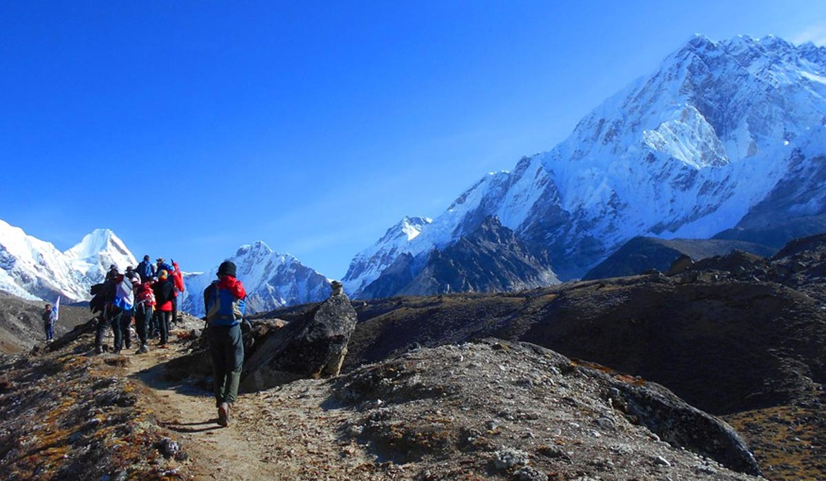 Rapid Everest Base Camp Trek
