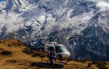 ultimate everest base camp luxury trek